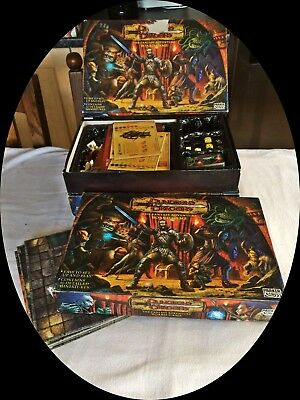 Dungeons And Dragons Fantasy Board Game -- SPARE PARTS ONLY