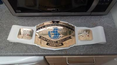 2004 Jakks Pacific WWE Intercontinental Heavyweight Wrestling Champion Belt
