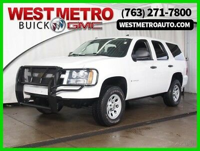 2009 Chevrolet Tahoe 4WD 4dr 1500 LS 2009 4WD 4dr 1500 LS Used 5.3L V8 16V Automatic 4WD