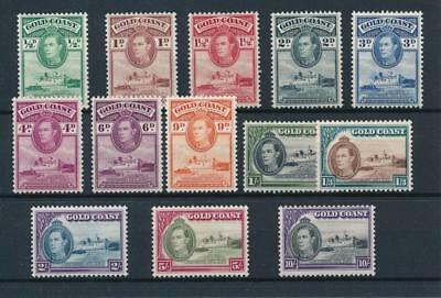 [38370] Gold Coast Good lot of Very Fine MNH stamps
