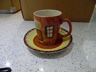 Cottage Ware Cup & Sauce by Price Kensington