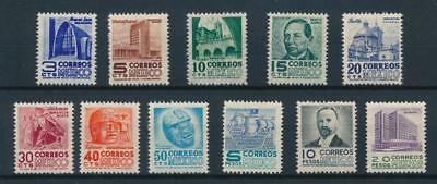 [38565] Mexico 1950/52 Good lot of Very Fine MNH stamps