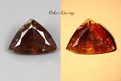 2.570 Ct  Earth Mined Unique Dazzling 100% Natural Dancing' Color Change Axinite