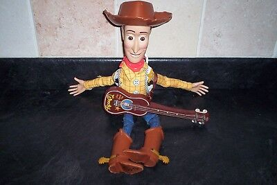 Pull String, Talking Woody Action Figure, Toy Story,