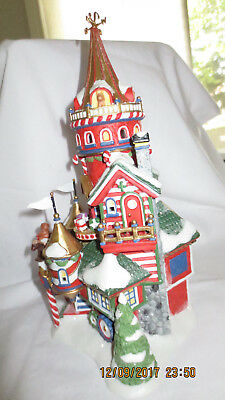 Santa's Toy Company Early Release Limited Edition Hand Numbered Dept 56