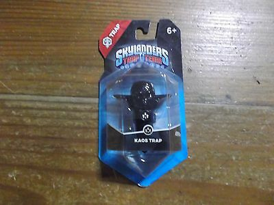 Skylanders Trap Team  * Kaos * Sealed * 5 Day * Sold Out *