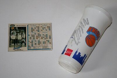 Lot Basket ball Collection Equipe des Knicks Collector