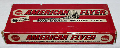 """Vintage American Flyer No. 24566 Auto Transport Car """"BOX ONLY"""" !"""
