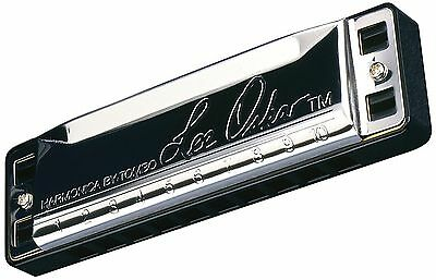 Lee Oskar Harmonica Major Diatonic 'A' Key - Authorised Australian dealer!