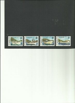Seychelles - Local Mail Vessels
