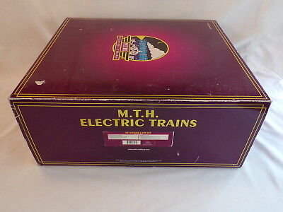 Mth Erie 6 Car Box Car Set Train Rolling Stock In Box