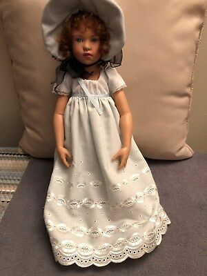 "1996 Kish & Company 16"" Beautiful Girl Doll"
