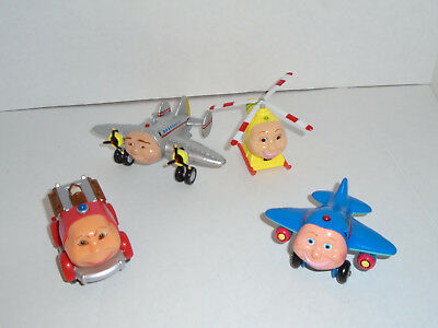 Jay Jay the Jet Plane Tarrytown Airport Pals Airplanes Helicopter Fire Engine