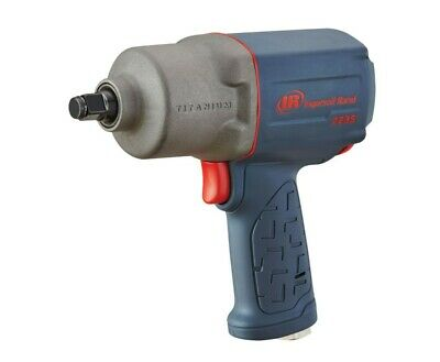 "Ingersoll Rand #2235QTiMAX: 1/2"" QUIET Impact Wrench w/ FREE Boot & Socket Set!"