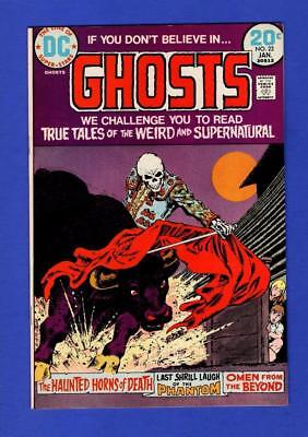 Ghosts #22 Nm 9.4-9.6 Glossy High Grade Bronze Age Dc Horror