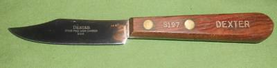 Vintage Dexter S 197 Paring Knife Dexter Paring Knife Dexter Fruit Knife Carbon