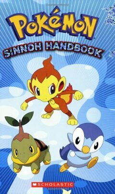 Sinnoh Handbook (Pokemon (Scholastic)) by West, Tracy Book The Cheap Fast Free