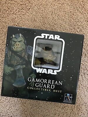 Gentle Giant Star Wars Gamorrean Guard Mini Bust 114/4000