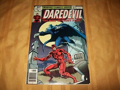 Daredevil # 158 Comic 9.2 NM- 1st Frank Miller High Grade 168 Key Netflix