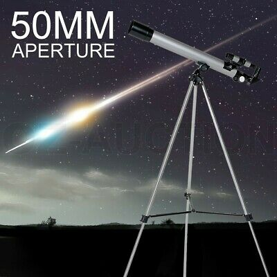 Astronomical Telescope 50mm Aperture 150x Zoom HD High Resolution Night Vision