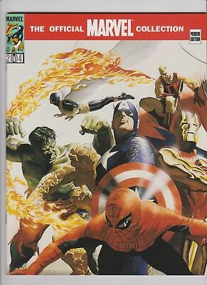 OFFICIAL MARVEL COLLECTION Vol.1 (NM) 2004 Mail Order Catalog w/ Order Form