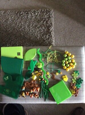Approx 150 Assorted Pieces Ello Creation System - Use Your Creative Imagination