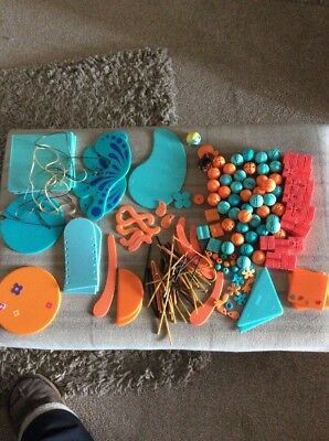 Approx 160 Assorted Pieces Ello Creation System - Use Your Creative Imagination