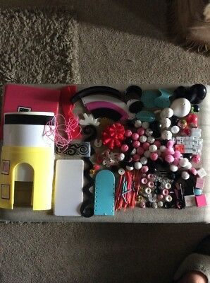 Approx 240 Assorted Pieces Ello Creation System - Use Your Creative Imagination
