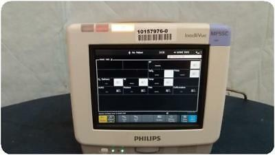 Philips Intellivue Mp5Sc M8105As Bedside Monitor ! (157976)