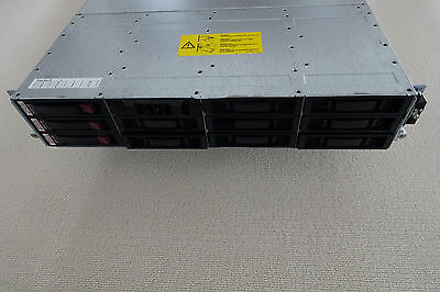 HP Disk Array EVA 4400 / 6400 / 8400, 3 x 450 GB 15k, AG638B, 2 x PS, 2 x Cont.