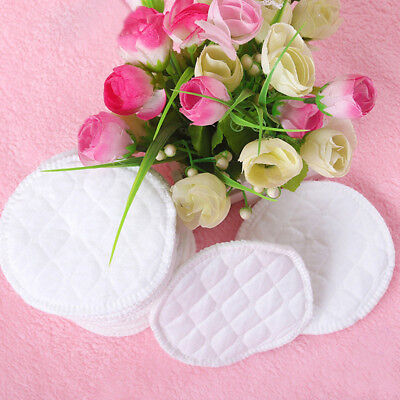 10 Pcs /Set Young Baby Mom Feeding Accessory Water Absorbent Pads Washable