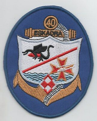 Polish Air Force 40 Eskadra patch