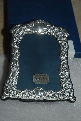 Sterling Silver Photograph Frame (8x6.cms)