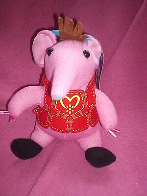 clangers plush soft toy