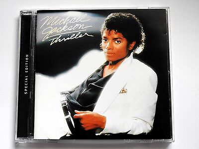 Thriller - Michael Jackson - Special Edition CD
