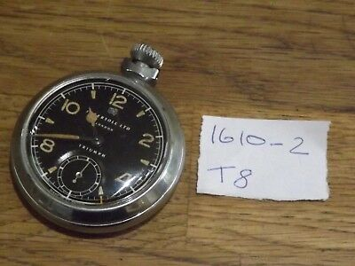 Good Vintage Ingersoll Triumph Pocket  Watch