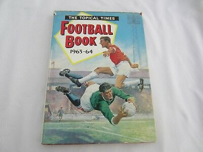 1963-64 The Topical Times Football Book