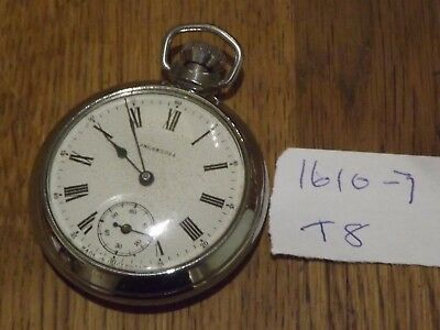 Good Vintage Ingersoll  Pocket  Watch