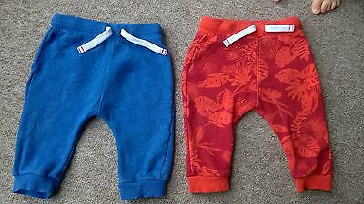 Baby Boys Joggers M&S 9-12