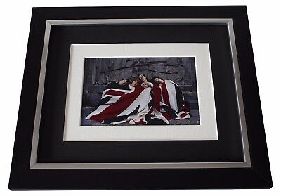 Pete Townshend SIGNED 10x8 FRAMED Photo Autograph Display The Who Music & COA