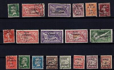 P43285/ Syrrie / Syrria / Lot 1924 Obl / Used 131 €