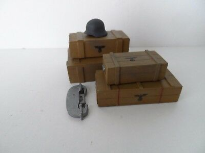 1/16 Scale R/c Tank/diorama Accessories