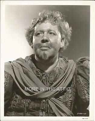 Charles Laughton Is The Canterville Ghost Original Vintage Mgm Portrait Still