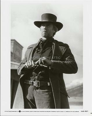 Clint Eastwood Is The Pale Rider Original Vintage Western Film Still #5