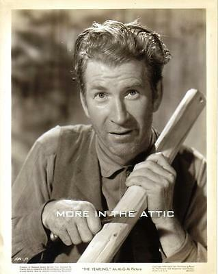 Hollywood Character Actor Chill Wills Original Yearling Portrait Still