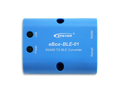 EPEVER Ebox Bluetooth - RS485 Adapter Zubehör Solaranlage Photovoltaik Camping
