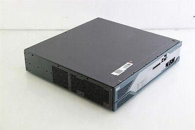 Cisco 2800 Series 2821 Integrated Services Router + HWIC4ESW Module - No Ears