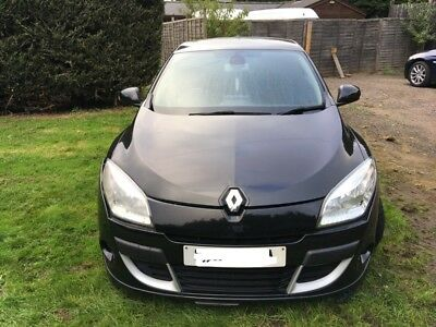 2010 Renault Megane 3Dr Coupe 1.5Dci 6 Speed Manual