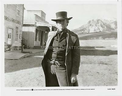 Clint Eastwood Is The Pale Rider Original Vintage Western Film Still #2