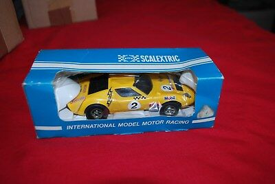 Boxed Scalextric Racing Car Ref C 017 Lamborghini  See Listing Re Condition
